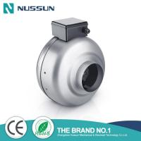 China 8' industrial inline duct fan manufacture(DJT20U-45M) on sale