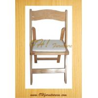 Buy cheap 2016 Newest Classic Banquet Folding Beech Chair from wholesalers