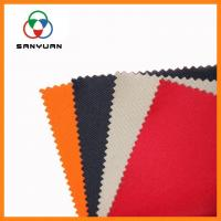 China Polyester and Cotton Blended Flame Retardant Woven Fabric on sale