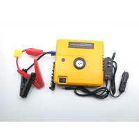 China 16800mAh 12V Car Battery Emergency Jump Starter of Power Bank With Air Compressor on sale