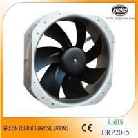 Buy cheap 250mm 24V 48V DC High Efficiency Industrial Axial Flow Fans for Telecom from wholesalers
