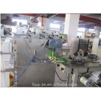 High Quality spoon fork Napkin packing machine tissue wrapper Manufactures