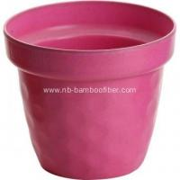 Hot Wider Mouth With Depress Dots Flower Pot FOB for sale