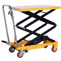 China Manual lift table on sale