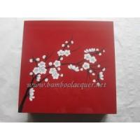 China SCT01 Chinese New Year Gift box lacquer box on sale