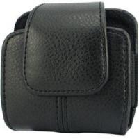 Signature Black Leather Carrying Pouch for Nokia Twist 7705 Manufactures