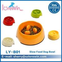 Buy cheap Fun Interactive Pet Feeder Slo Bowl Wholesale from wholesalers
