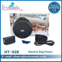 Buy cheap HT-028 Indoor Wireless Temporary Dog Fence 220cm Controlled Range from wholesalers