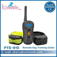 Buy cheap 2016 NEW Products Remote Dog Training Shock Collar For 2 Dogs from wholesalers