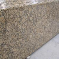 China Granite Materials Giallo Fiorito Granite Countertops on sale