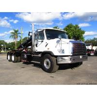 USED 2017 FREIGHTLINER 114SD ROLL-OFF GARBAGE TRUCK FOR SALE IN GLENMOORE, PA Manufactures