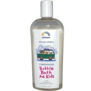 China Rainbow Research 0562843 Organic Herbal Bubble Bath For Kids Unscented - 12 fl oz