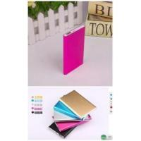 Buy cheap smart phone iphone power supply portable mini polymer ultra-slim power bank 4000mah from wholesalers