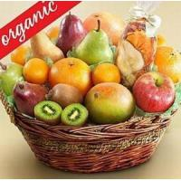 Deluxe Organic Fruit Gift Basket NO.49 delivery basket to china Manufactures