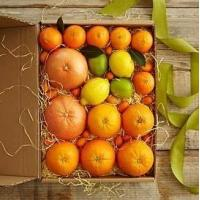 China China Christmas fruit basket Simply Fresh Winter Citrus NO.2 delivery basket to china on sale
