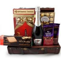 China Christmas gift baskets The Story Of Success Gift Basket.NO.39 delivery Manufactures
