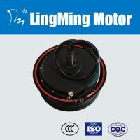 China 12 inch 72v 5kw brushless DC in wheel hub motor for electric on sale