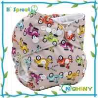 Buy cheap Printed PUL All In One Cloth Diaper from wholesalers