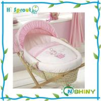 Buy cheap Traveling Crib Babies Moses Basket from wholesalers