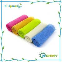 Buy cheap Baby Towel Bamboo Baby Face Square Towel from wholesalers