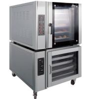 Commercial Bakery Machine 5 Trays Convection Oven for Baking Bread Manufactures