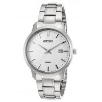 China Men's Watches Men's Neo Classic Stainless Steel White Dial Stainless Steel on sale