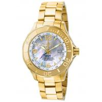 Buy cheap Men's Watches Men's Pro Diver GMT 18k Gold Plated Stainless Steel from wholesalers