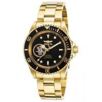 Buy cheap Men's Watches Men's Pro Diver Auto 18K Gold Plated SS Black Dial 18K GP SS from wholesalers