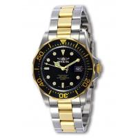 Buy cheap Men's Watches Men's Pro Diver Two-Tone Stainless Steel Black Dial & Bezel from wholesalers