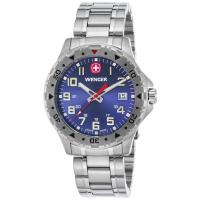 Men's Watches Men's Off Road Stainless Steel Blue Dial Manufactures
