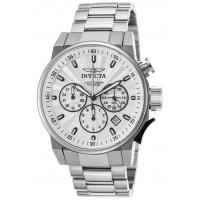 Men's Watches Men's I-Force Chronograph Stainless Steel Silver-Tone Dial Manufactures