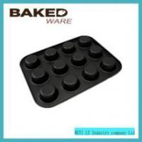 China baking trays baking pan sizes cupcake tins on sale