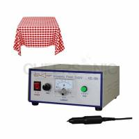China Tablecloth Ultrasonic Lace Sealing And Cutting Machine For Sale on sale