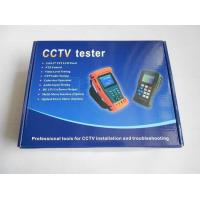 China 3.5TFT-LCD CCTV Video Tester Monitor With 12VDC Output, Optical Power Meter (CT896) on sale