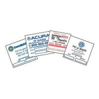 Oil Change Stickers Manufactures