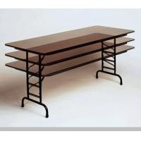 High-Pressure Top Adjustable Height Folding Table - 60 Manufactures