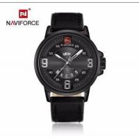 Buy cheap Luxury Brand Naviforce Watch Genuine Leather Wrist Watch from wholesalers