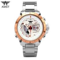 Buy cheap AMST brand AM3008 full stainless steel high quality watch for men from wholesalers