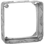 "Quality Hubbell-Raco 202 4"" Square Extension Ring, 1-1/2"" Deep, Drawn, Metallic for sale"