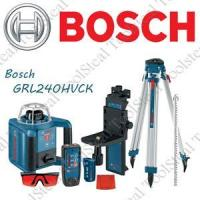 China Bosch GRL240HVCK-RT Self-Leveling Rotary Laser Level Kit GRL240HVCK-RT Factory Reconditioned on sale