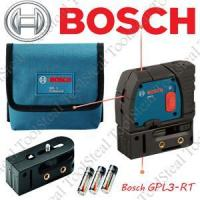 China Bosch GPL3-RT 3-Point Self-Leveling Alignment Laser GPL3-RT Factory Reconditioned on sale
