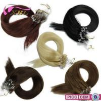 XBL Human Hair,20 Inch 100 Pieces,Remy Brazilian Micro Links Hair Extensions Manufactures