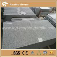 Polished Gray Granite Hubei G603 Tiles for Flooring Tiles Manufactures