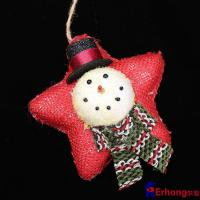 China Christmas Linen Decoration EHSG01 wholesale