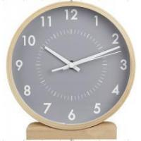 3 Inch Wooden Wall Clock Manufactures
