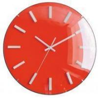 14 Inch Art Glass Wall Clock Manufactures
