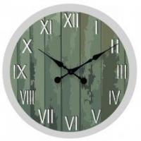 17 Inch MDF Antique Wall Clock Manufactures
