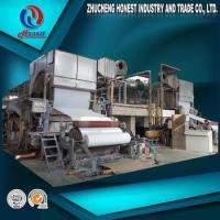 China High quality small toilet paper making machine price on sale