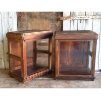 Buy cheap Vintage French shop display cabinets from wholesalers