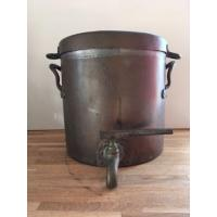 Buy cheap Antique/ Vintage Heavy Copper Water Urn from wholesalers